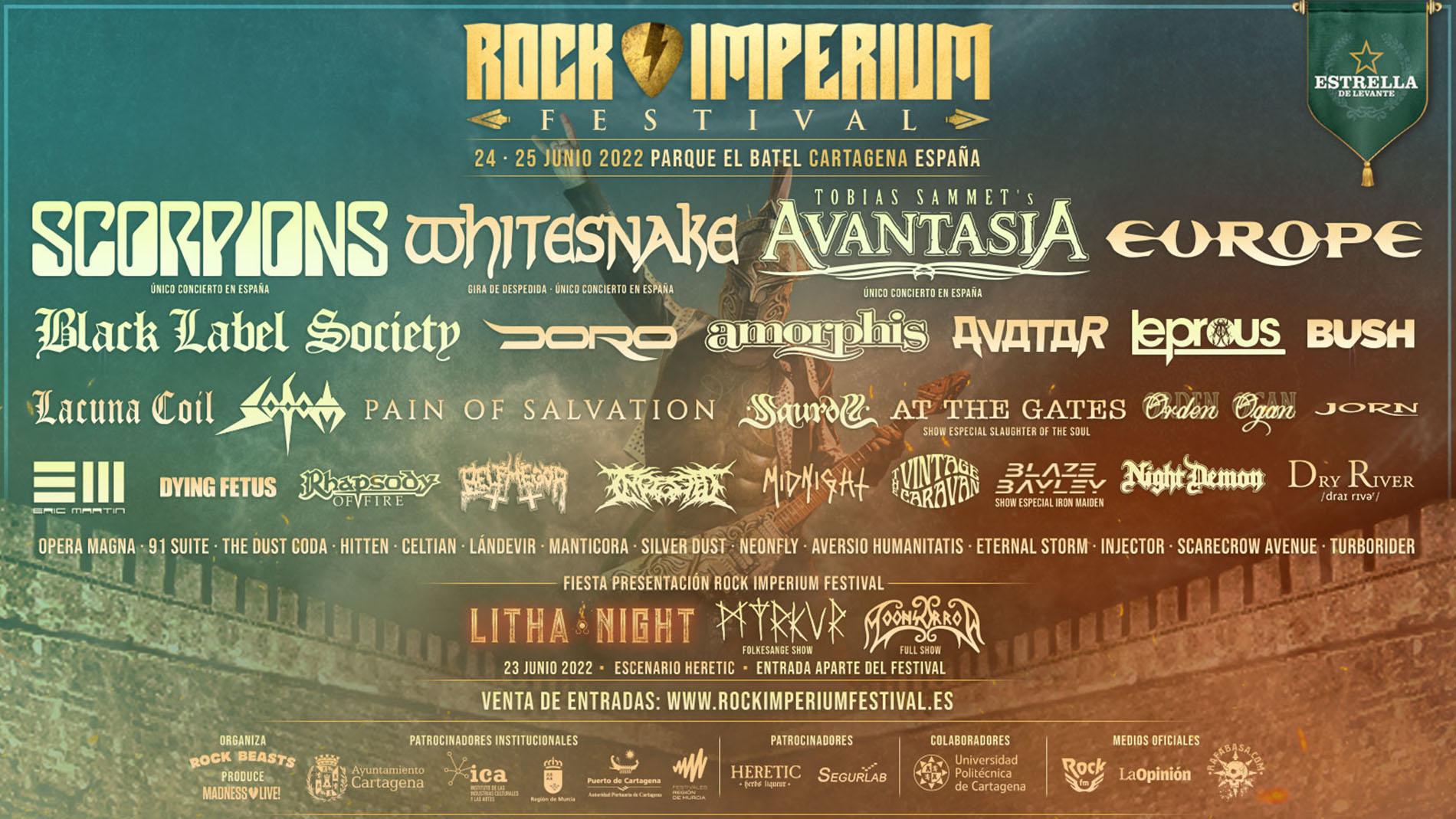 Rock Imperium Festival  24 y 25 de junio de 2022 en Cartagena (España)  Rif-new-es